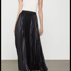 BCBG Maxazria pleated skirt